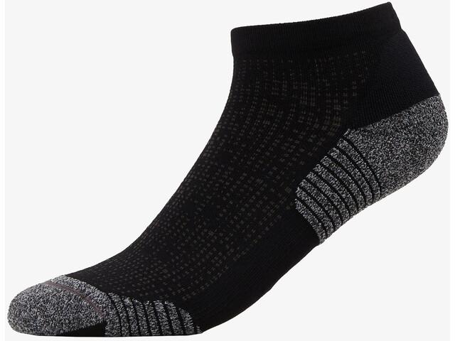 asics Ultra Light Quarter Socks, zwart